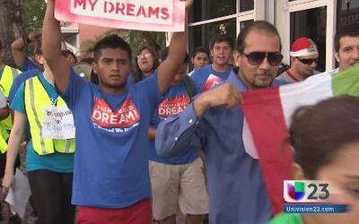 Indocumentados piden no más deportaciones