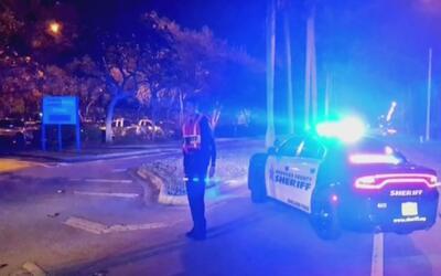 Una familia de por lo menos cinco personas fue atropellada cuando salía...