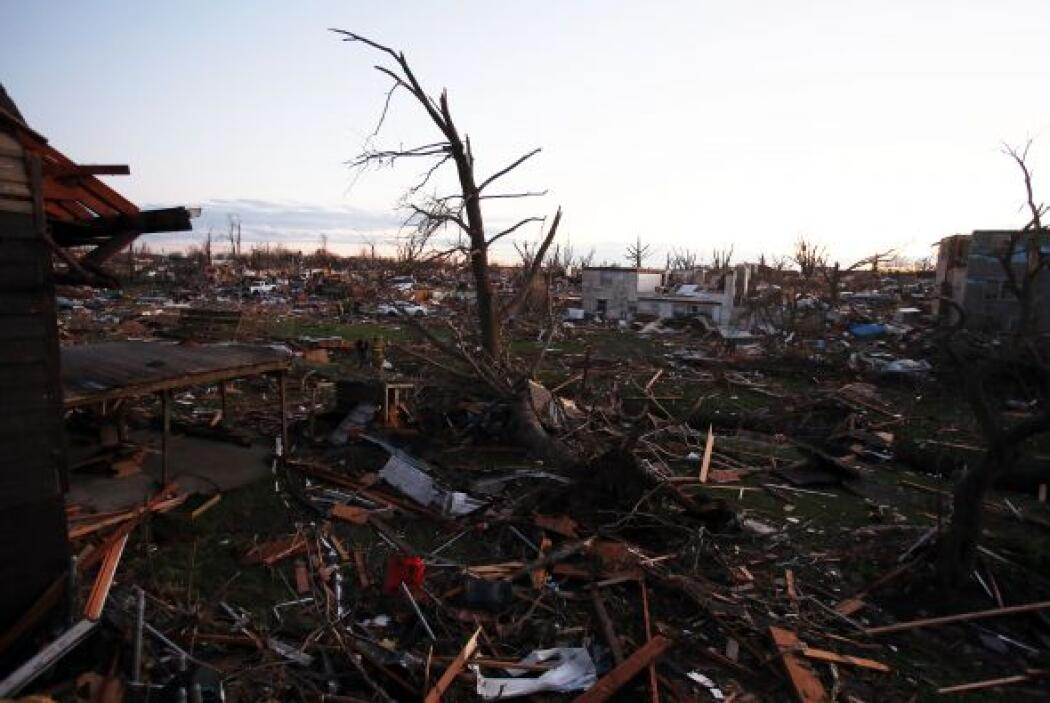 Una advertencia de tornado supone que las condiciones climáticas están d...