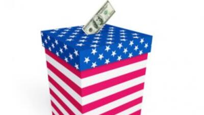 Dinero en la política de EEUU