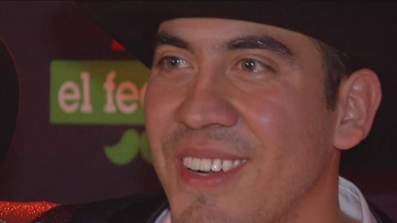 Armando Ramos de Calibre 50 reveló que muy pronto se convertirá en padre
