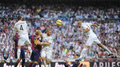 Real Madrid contra Barcelona se jugará el próximo 21 de noviembre.