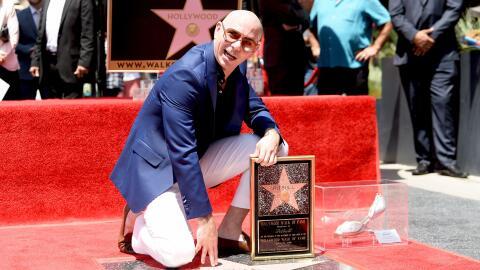 La estrella de Armando Christian Pérez está en la cuadra d...