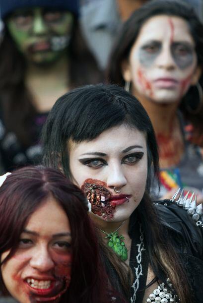 La tolerancia, porque un zombie no agrede a otro zombie.