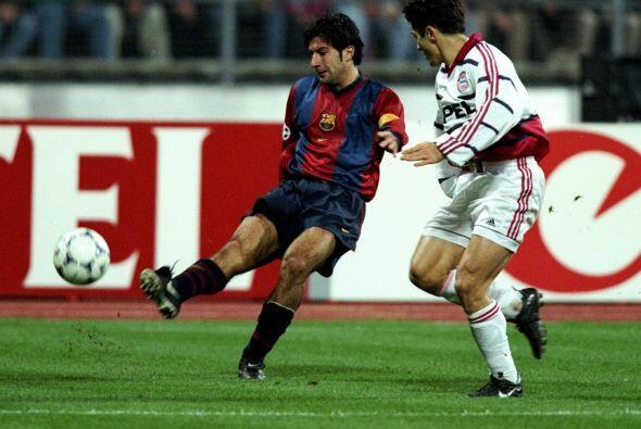La afición de Barcelona jamás se lo perdonó y es uno de los futbolistas...