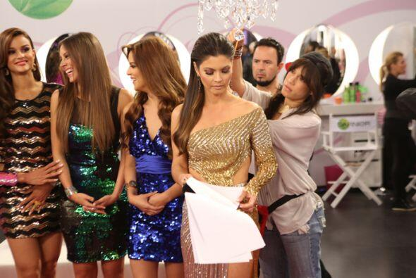 ¡De todo pasó en el detrás de cámaras de la sexta gala de Nuestra Bellez...