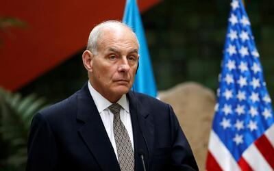 """Kelly asegura que deportarán a los inmigrantes """"a sus países de origen"""""""