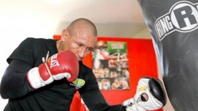 Salido listo para defender el título contra Lomachenko (Foto: Zanfer)