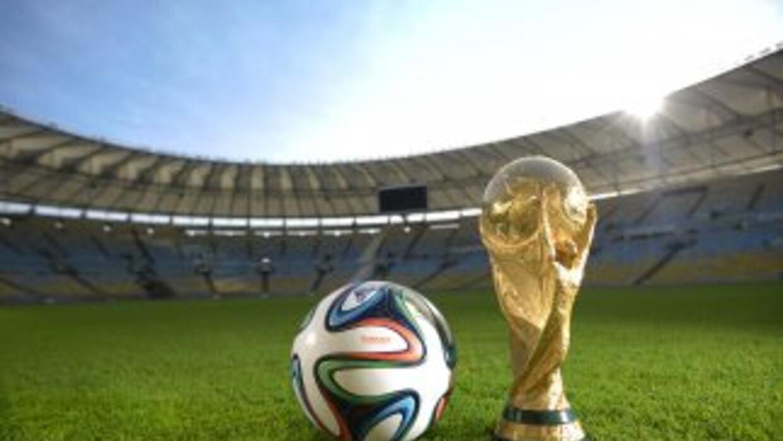 Brazuca es el balón para el Mundial de Brasil 2014.