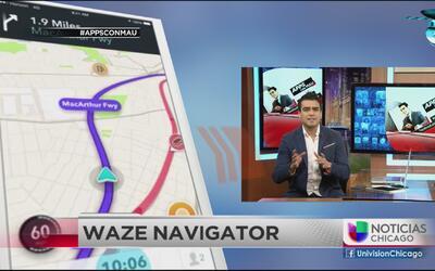 App para recibir alertas de tráfico, policía y gasolineras