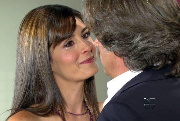 Su amor con Pancho López volvió a la telenovela en una de las favoritas...