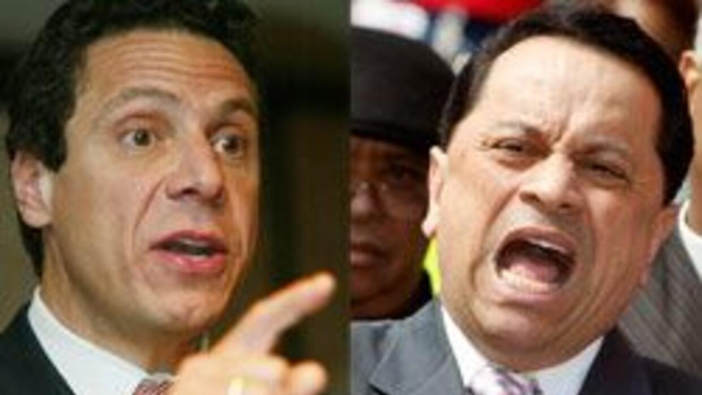 Fiscal Cuomo acusa a Pedro Espada Jr. de desvio de recursos para su bene...