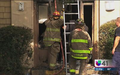 Reacciones divididas tras despido de seis cadetes de bomberos