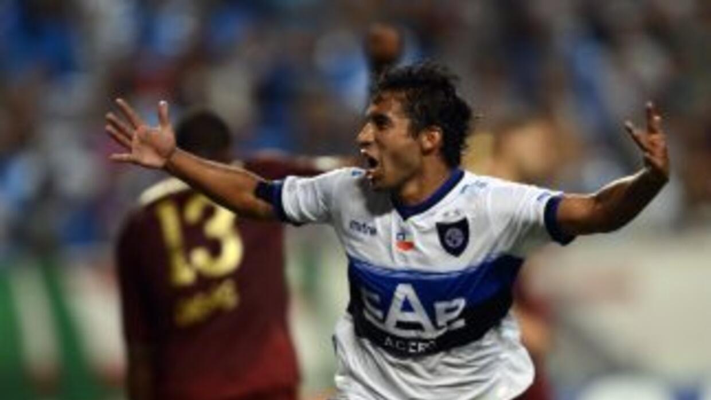 Nicolás Núñez consiguió el empate para el Huachipato a los 70 minutos de...