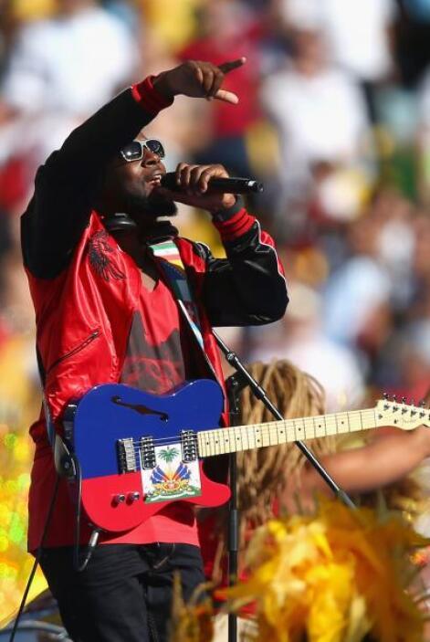 Wyclef JeanMira aquí los videos más chismosos.