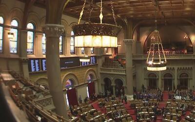 Presentan proyecto de ley en la Asamblea estatal de Nueva York a favor d...