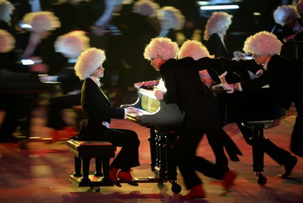 En la música no podía faltar el gran Rajmaninov.