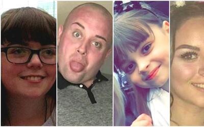 Identifican a las primeras víctimas que fallecieron en el atentado de Ma...