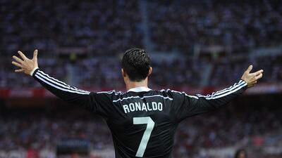 Cristiano Ronaldo dedicó playera del Madrid a Presidente de Nicar...