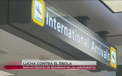 Activan protocolo de seguridad contra el ébola