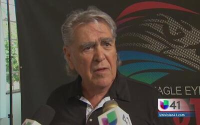 Eric del Castillo apadrina a primera generación de actores de San Antonio