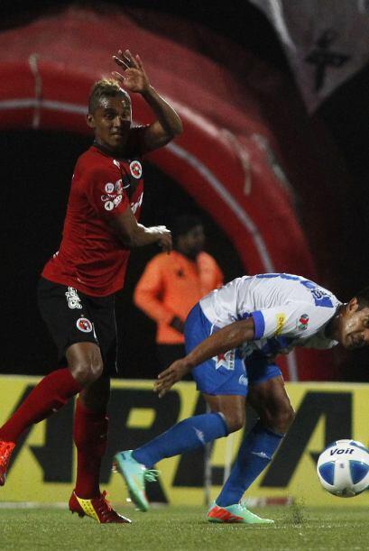 El delantero ecuatoriano anotó el segundo gol del triunfo ante Puebla al...