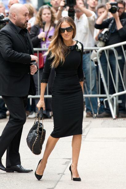 Sarah Jessica Parker tiene 51 años y es un icono de moda sin luga...