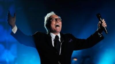 El cantante norteamericano murió víctima de cáncer de vejiga a los 84 años.
