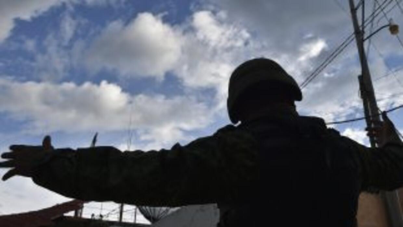 En el caso de Tlatlaya, elementos del Ejército mexicano actuaron contra...