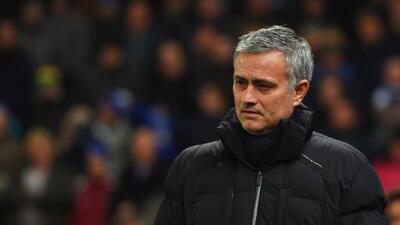 El entrenador portugués tuvo que doblar las manos y pedir disculpas a lo...