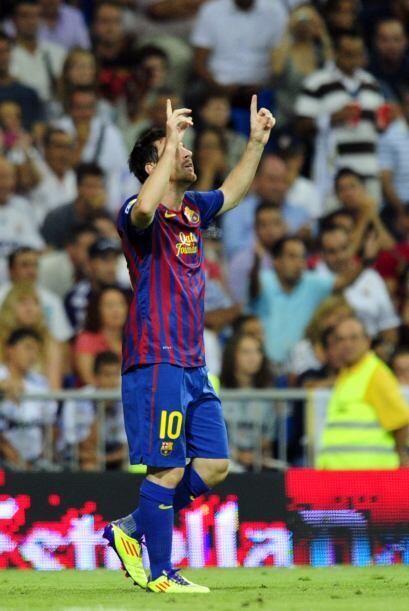 Messi dejó en claro que, sin pretemporada y a pesar de no verse b...