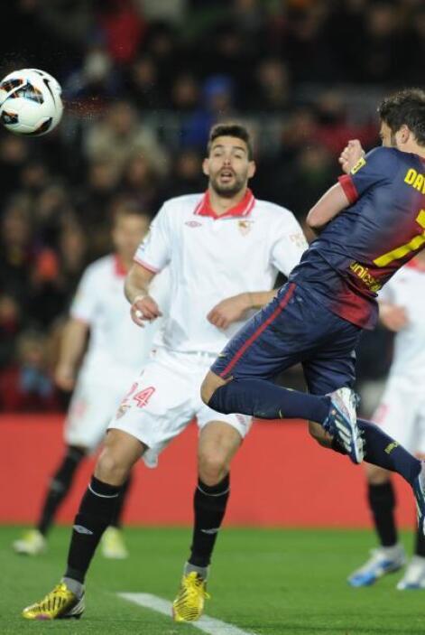 Pese a las oportunidades el Barcelona no pudo cristalizar en toda la pri...