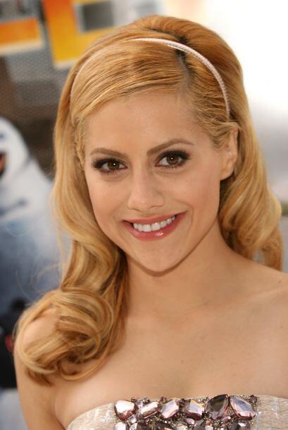 """Brittany Murphy A ella la recordamos por cintas como """"Clueless&quot..."""