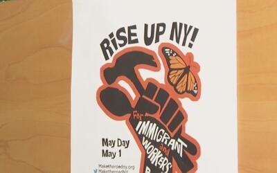 Cerca de 50,000 personas participarán en la manifestación del 1 de mayo...