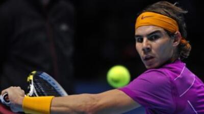 Rafael Nadal terminó la temporada como el número uno del ránking mundial.