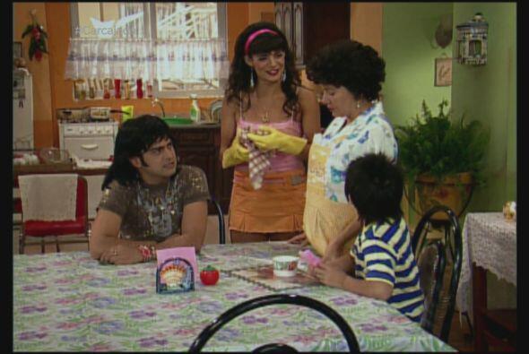 A pesar de ser tan diferentes, la familia de Doña Lucha siempre se apoya...