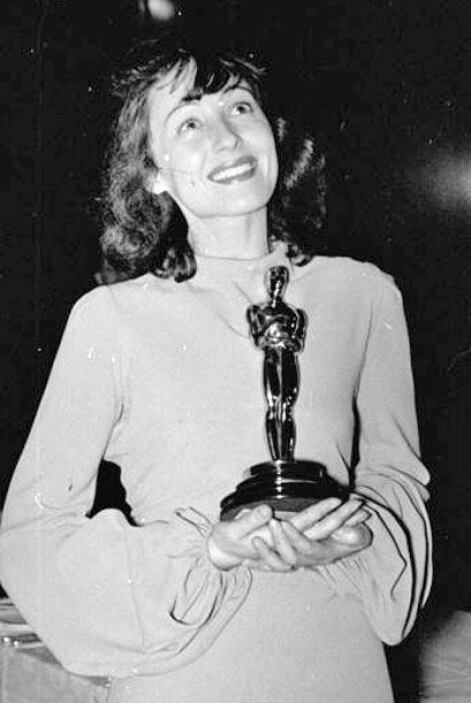 Luise Ranier se convirtió en la primera actriz en ganar dos premios de l...