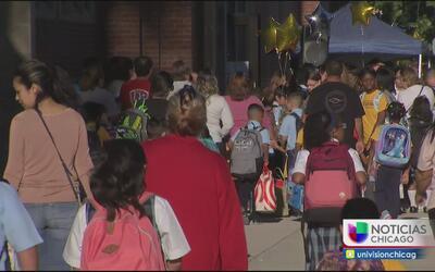 Padres rechazan la huelga en escuelas públicas de Chicago