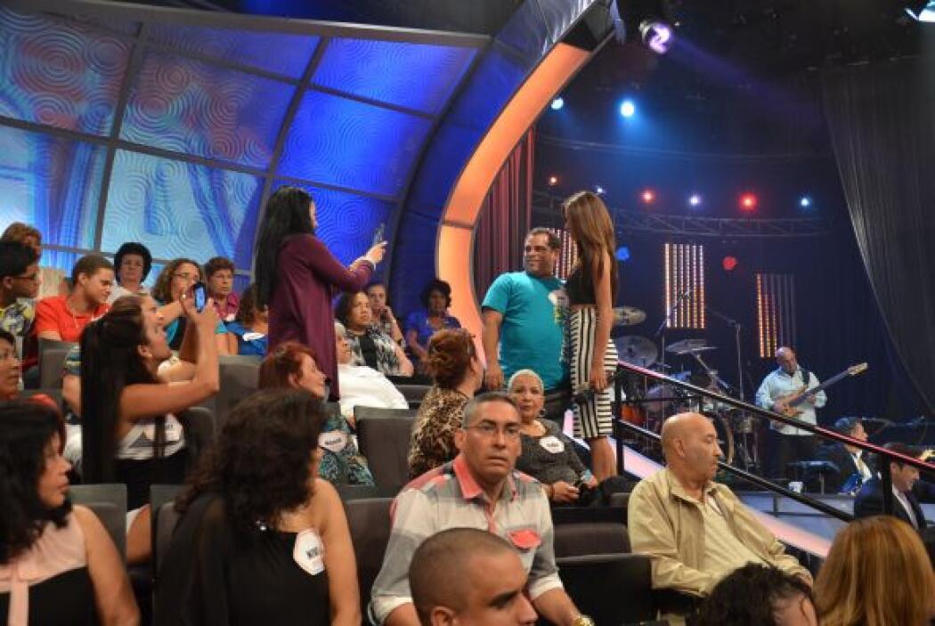 En los comerciales la audiencia seguía buscando a su chica Sábado Gigant...