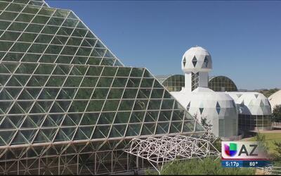 Biosphere 2 Reportaje especial parte 1.