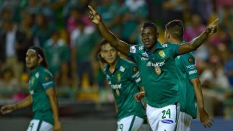 León golea y se despide de la Liga de Campeones de la Concacaf.