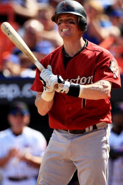 Craig Biggio símbolo de los Astros de Houston que conectó 3,060 indiscut...