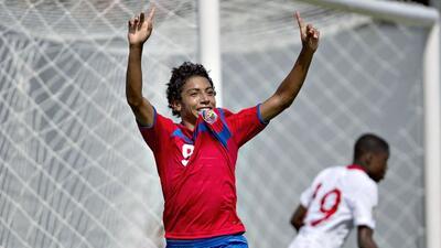 El cuadro tico logró su pase al Mundial de la especialidad con una golea...