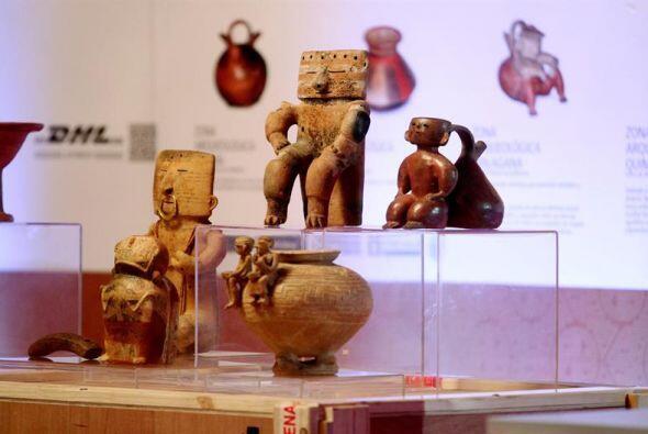 El 30 de julio se repatriaron 39 piezas recuperadas en Bélgica y que est...