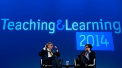 Bill Gates, fundador de Microsoft y copresidente de la Fundación Bill y...