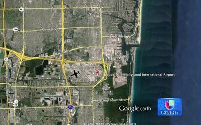 Cae avión ambulancia mexicano en la Florida