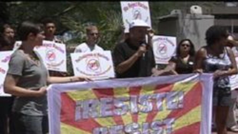 Activistas de Tucson