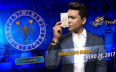 Niño Prodigio – Escorpión 23 de enero, 2017