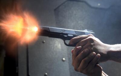 En cámara quedó captado el impresionante tiroteo que cobró la vida de un...