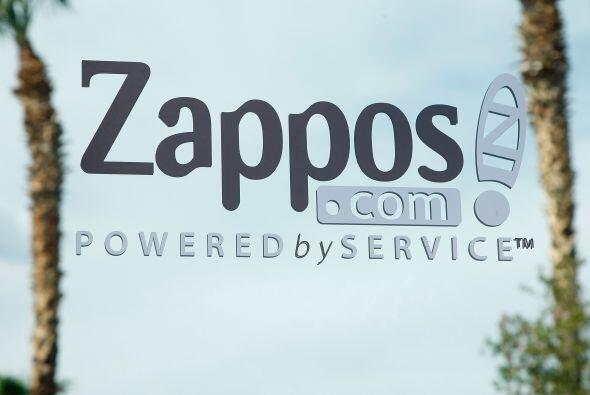 11. ZAPPOS.COM-  Número de empleados-3,003.  Industria- Ventas  E...